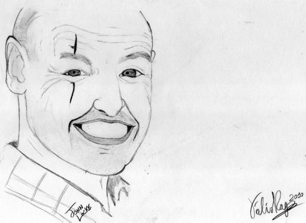 Terry O'Quinn by moki